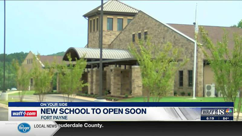 New school to open in Fort Payne