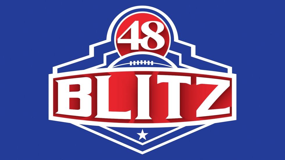 WAFF 48 Blitz - Friday evenings at 10 p.m. during High School Football season