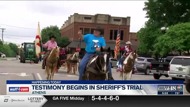 Testimony begins in Mike Blakely trial