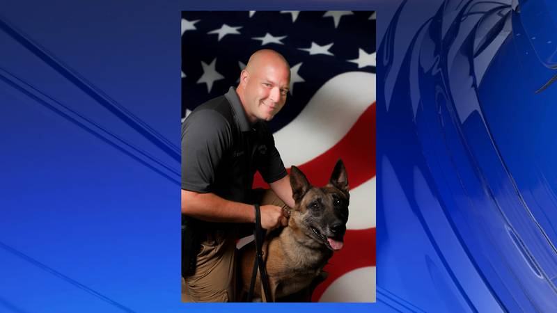 Lenny will be leaving HPD after more than six years on the force.