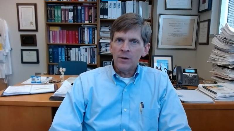 Dr. David Kimberlin is an infectious disease specialist and pediatrician at UAB