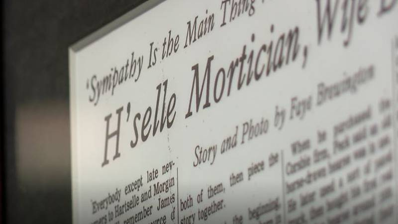 As COVID-19 death rates in Morgan County skyrocket, local funeral homes are feeling the wrath