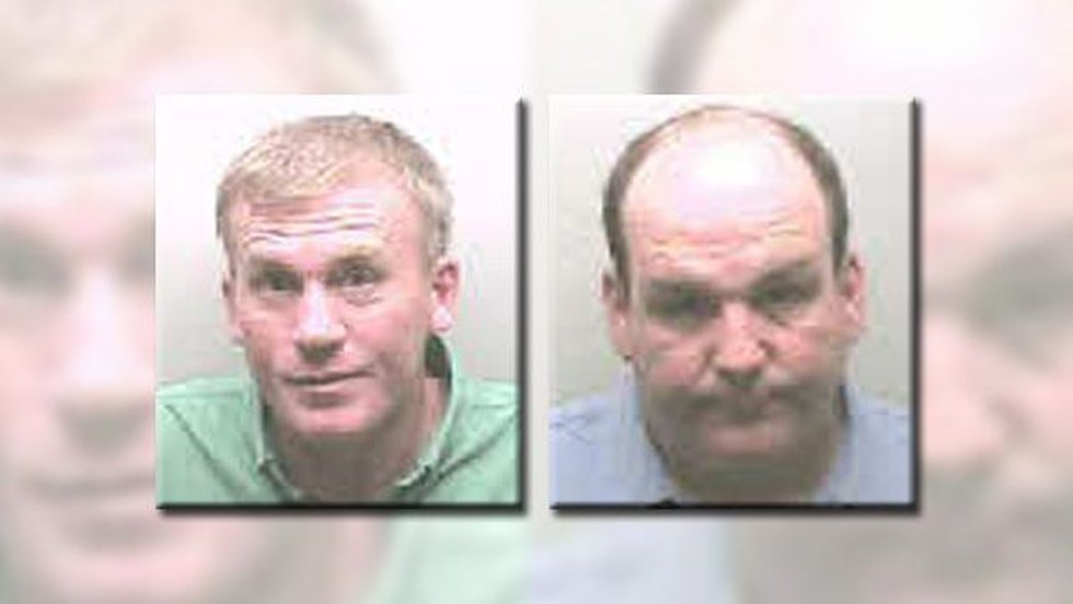 Minor and Gillaspie were found guilty of theft by deception and tampering with a sporting...