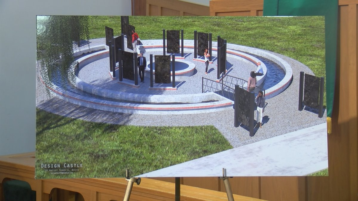 A subcommittee of the Alabama Bicentennial is planning to build a slavery memorial in Huntsville.
