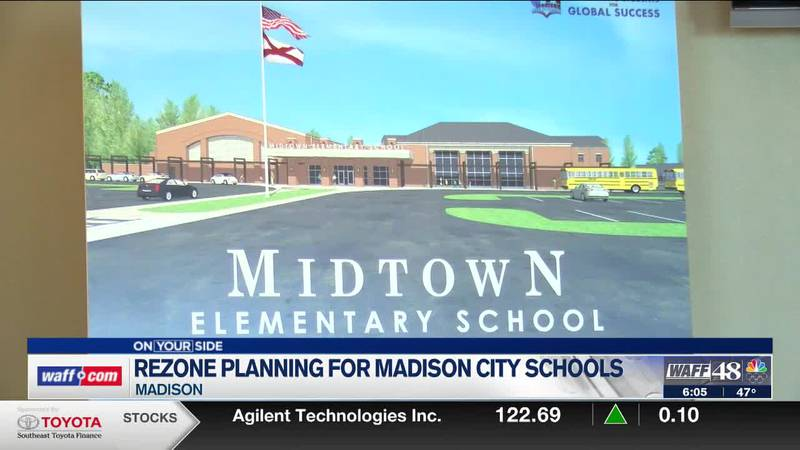 Rezoning hearing for Madison City parents