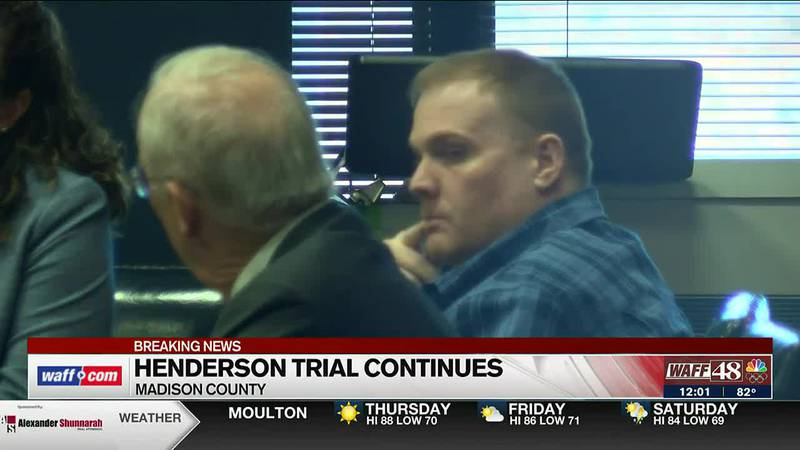 Henderson trial continues on Thursday following opening statements