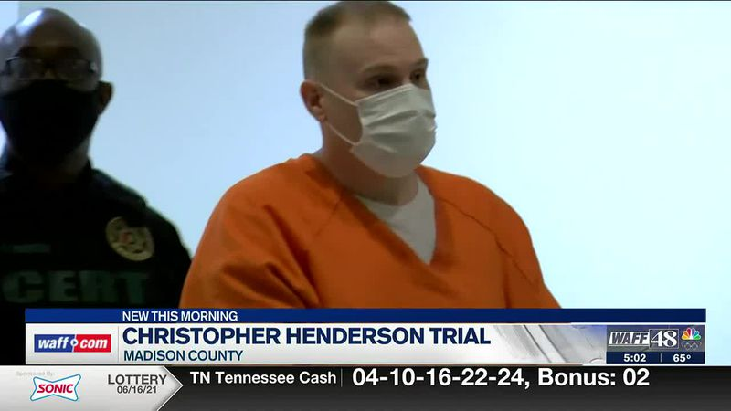 Latest on Christopher Henderson trial in Madison County