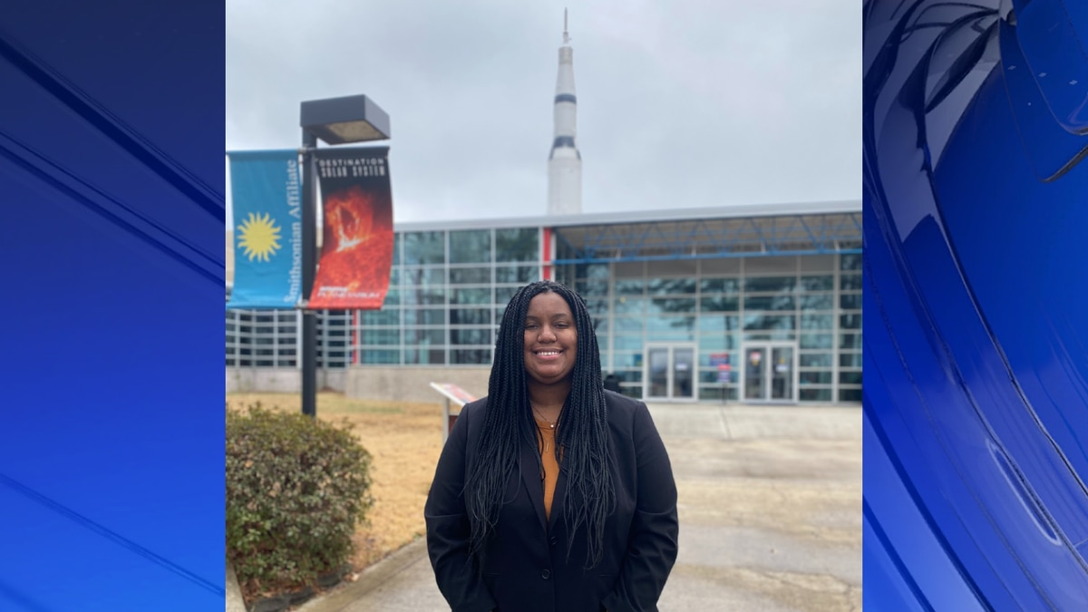 Megan Jordan is one of 43 Black undergraduate students selected nationally for the inaugural...