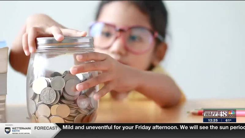 Why it's important to teach young people about money