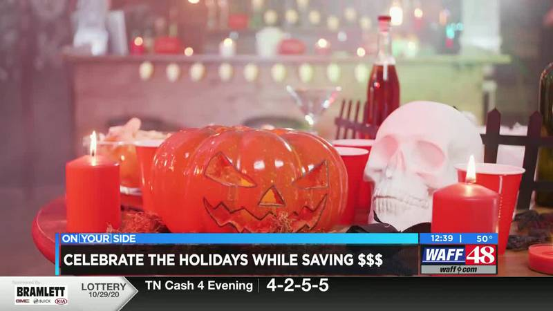 Celebrate Halloween while saving money