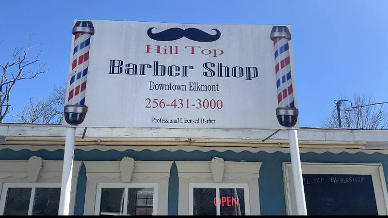 Elkmont barbershop offers free cuts, shave to linemen and first responders