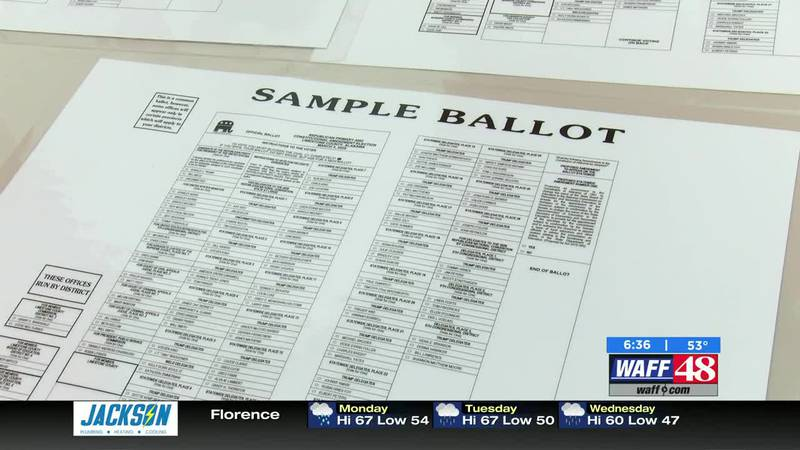 We asked the League of Women Voters of the Tennessee Valley what you should know about cross...