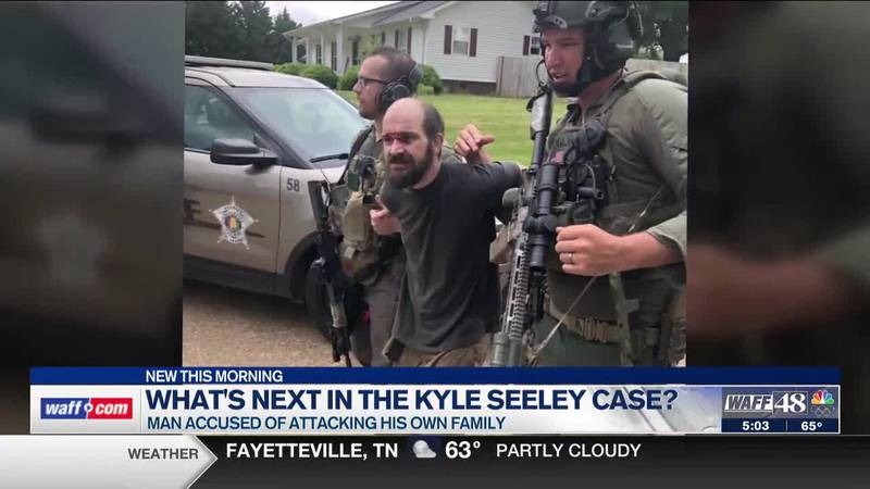 What's next in the Kyle Seeley case?