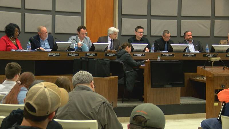 The Auburn City Council passed bar restrictions on Aug. 27, 2020