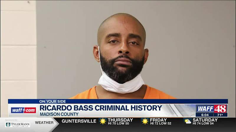 Ricardo Bass criminal history