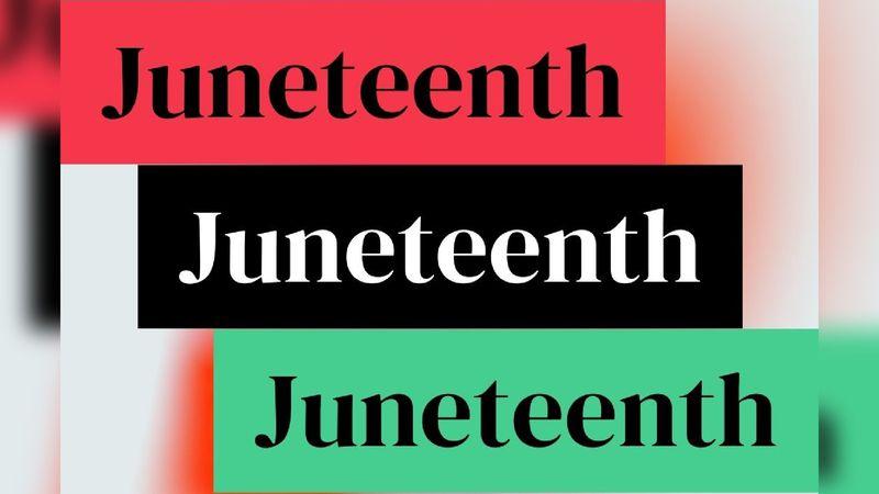 Juneteenth events around north Alabama