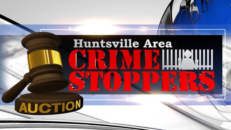 2021 Huntsville Crime Stoppers Auction