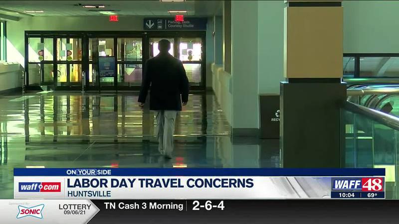 Labor Day travel concerns