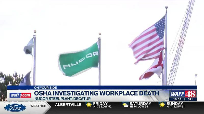 Osha investigating workplace death