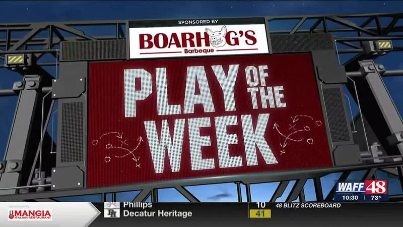 48 Blitz Week 2 Play of the Week