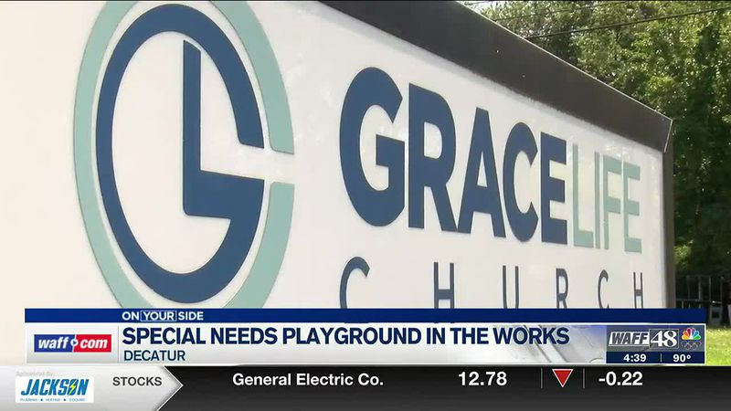 Inclusive playground in the works in Decatur