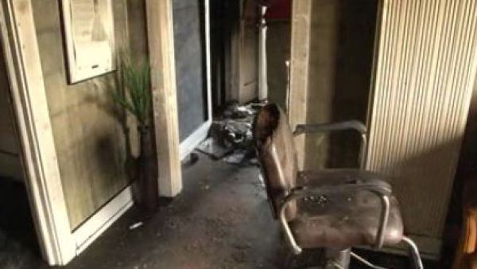 Investigators said more property was stolen after the fire. (Source: WAFF)