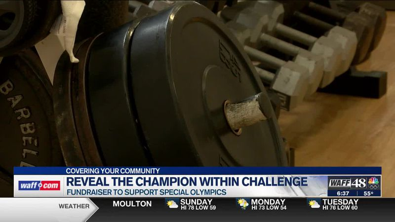 """""""Reveal The Champion Within Challenge,"""" local fundraiser to support Special Olympics"""