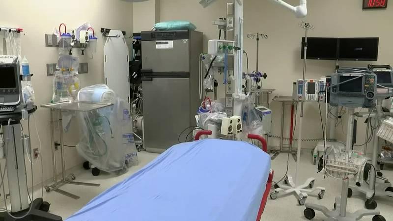 Local hospitals make final preparations ahead of Hurricane Dorian