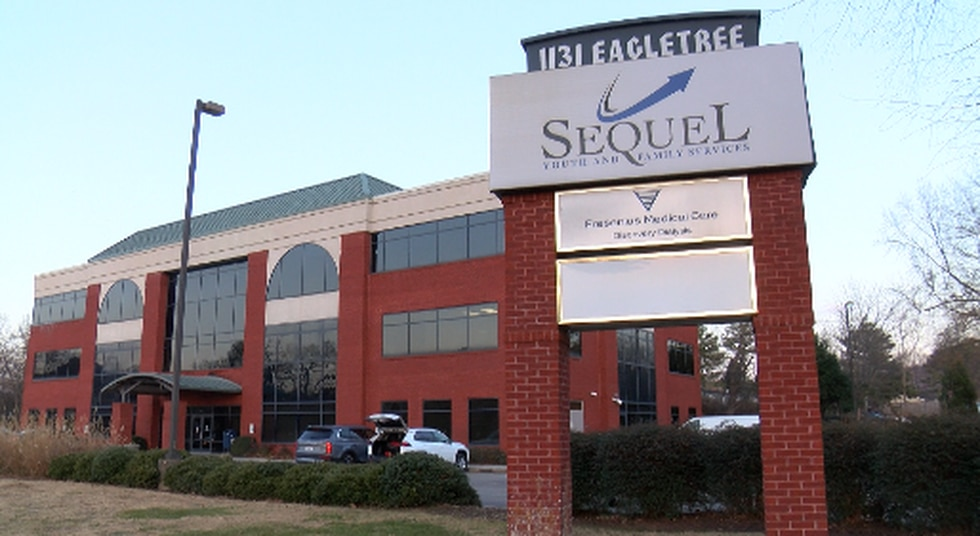 A Birmingham is suing Sequel Youth & Family Services. He says his client lived in a house of...