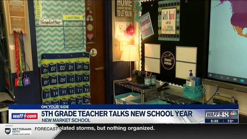 New Market 5th grade teacher talks new school year