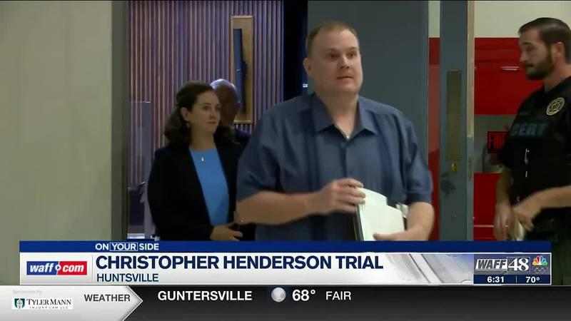 Christopher Henderson Trial