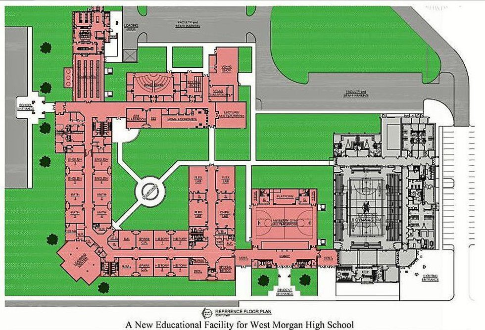 A $16.6 million dollar renovation at West Morgan High School is expected to wrap up by November...