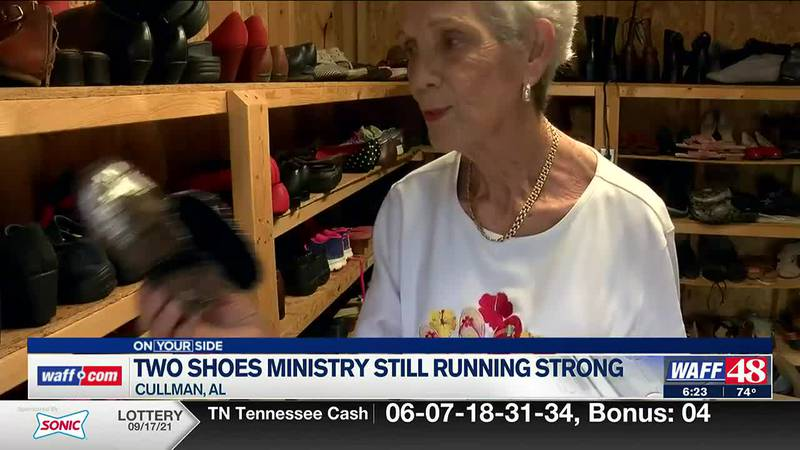 Two Shoes Ministry, Cullman