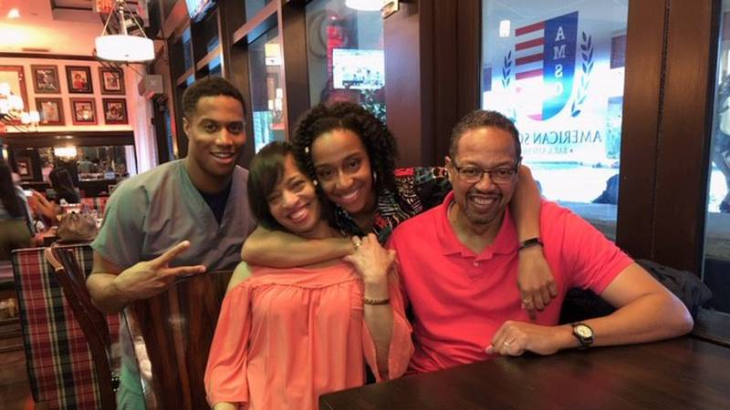 The Gaines family