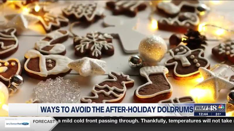 Ways to avoid after-holiday doldrums