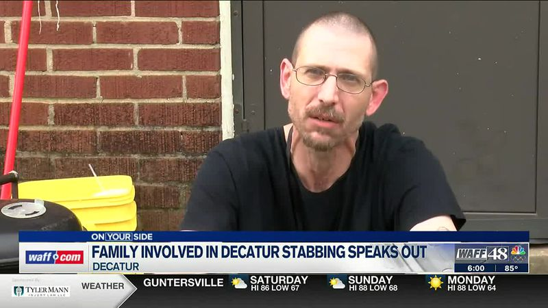 Family involved in Decatur stabbing speaks out
