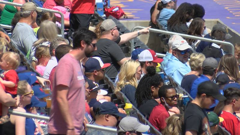 For the first six games at Toyota Field, more than 37,000 fans bought tickets and sat in the...