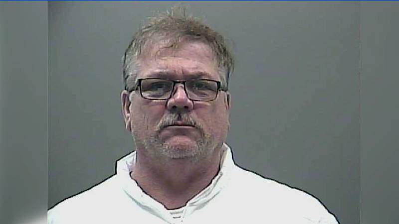 Johnny Ray Jordan is in the Limestone County jail