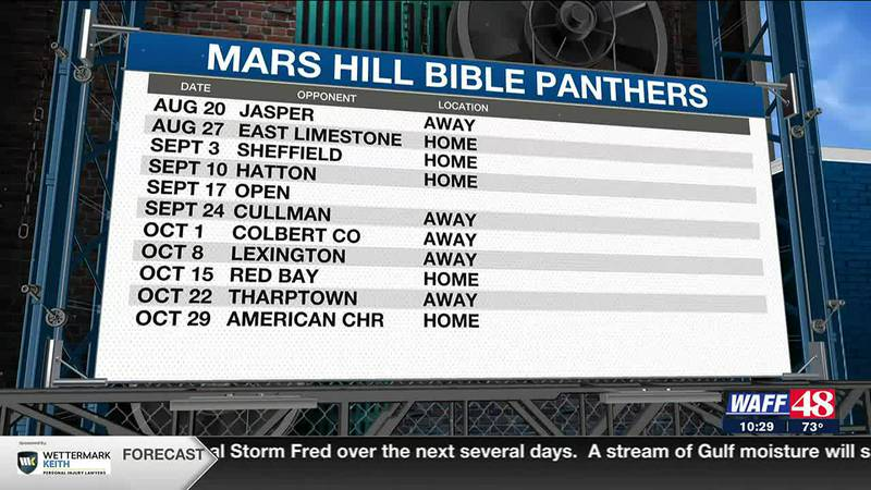 48 Blitz: Preseason preview with the Mars Hill Bible Panthers