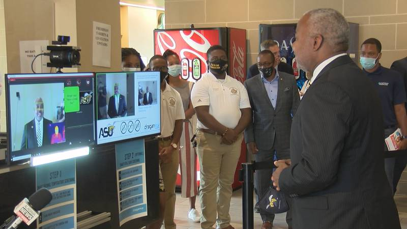 Alabama State University leaders announced it is using new technology aiming to help students...