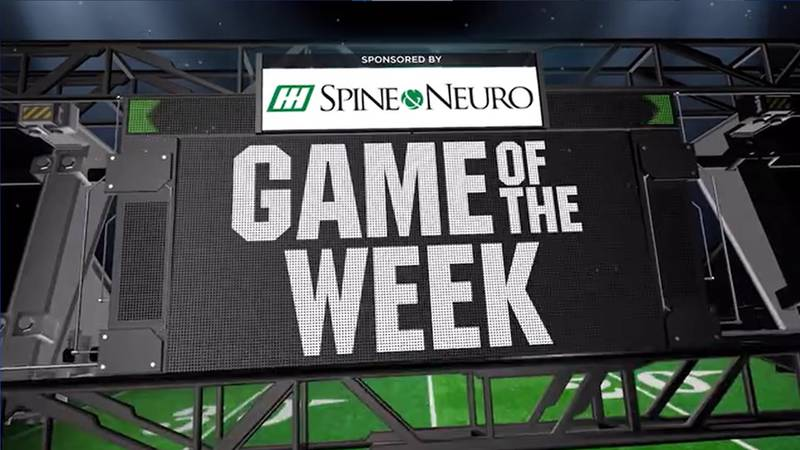 48 Blitz Game of the Week - sponsored by Huntsville Hospital Spine & Neuro