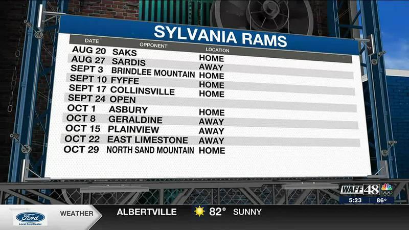 48 Blitz Sylvania Rams