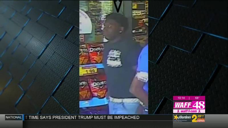 Crime Stoppers 10/9 suspect