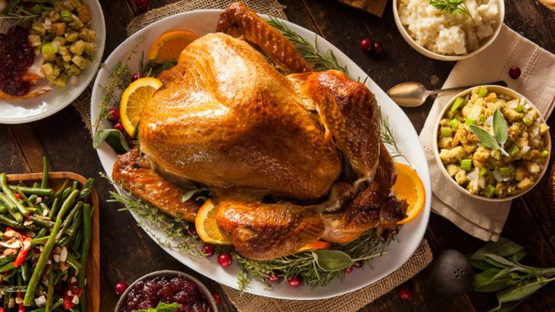 Happy Thanksgiving!  (Source: KFVS)