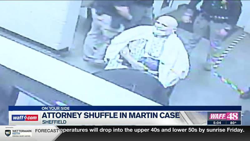 Attorney shuffle in Brian Martin case