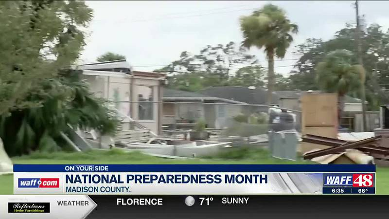Tips to know during National Preparedness Month