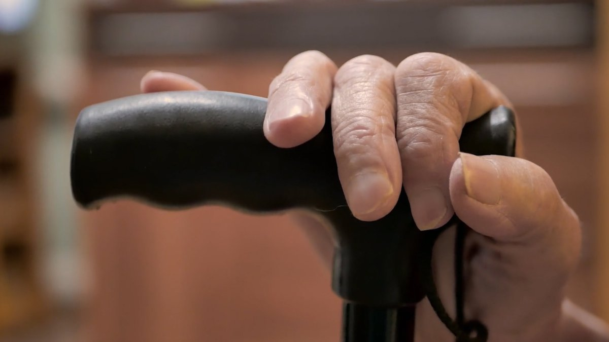 Nursing home residents in Ohio still face some Covid-19 restrictions.