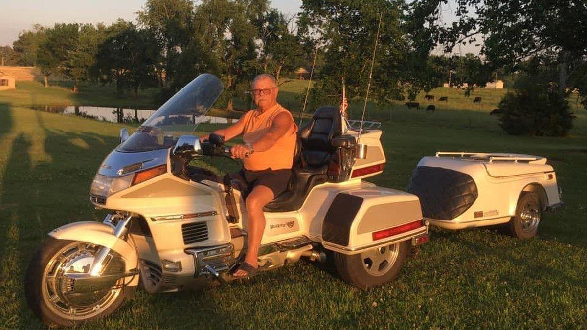 Albert Trousdale, of Elgin, is in Huntsville Hospital fighting COVID-19